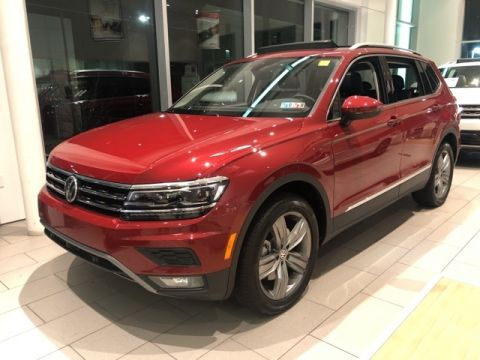 New 2019 Volkswagen Tiguan SEL Premium with 4MOTION®