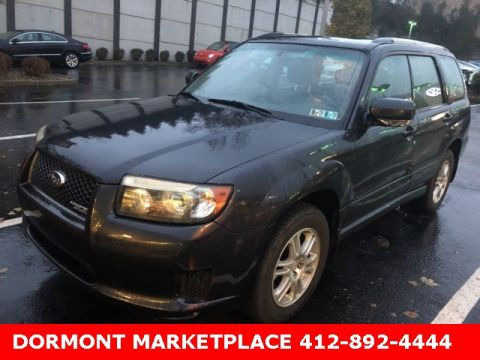 Pre-Owned 2008 Subaru Forester 2.5X